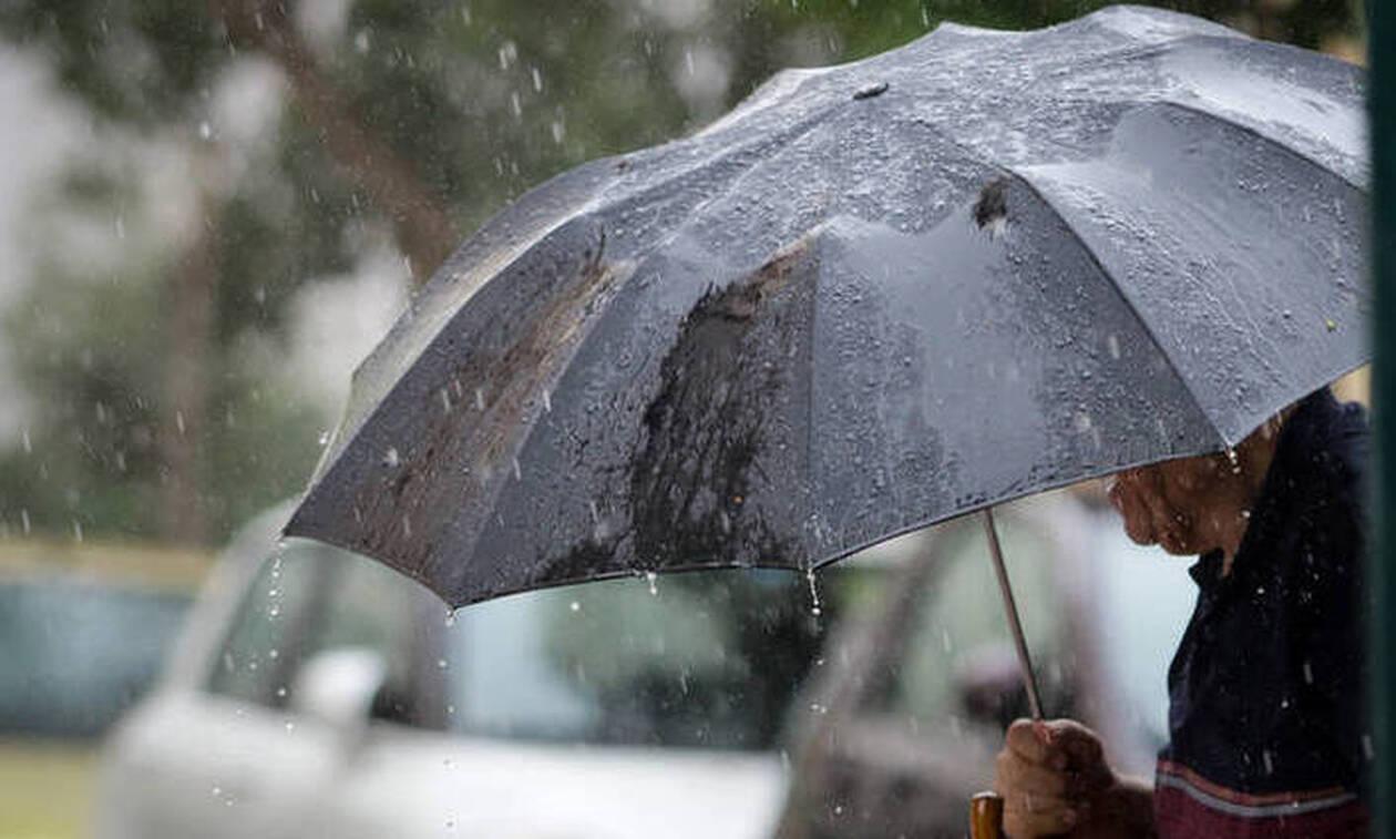 Δεκαπενταύγουστος με βροχή και χαλάζι - Δείτε σε ποιες περιοχές