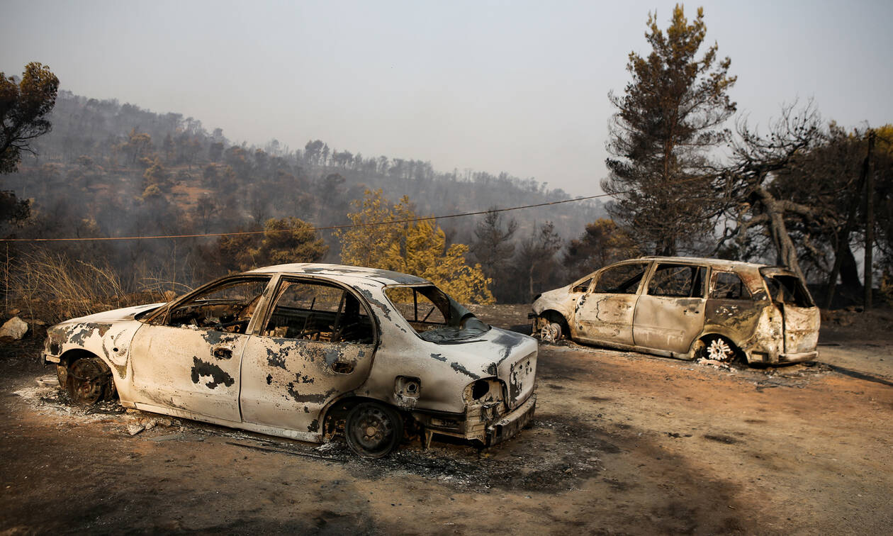 Φωτιά Εύβοια: Έργο εμπρηστών η καταστροφική πυρκαγιά; - Τι δείχνουν τα πρώτα στοιχεία