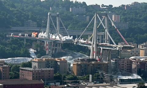 Γένοβα: 25 χρόνια είχε να συντηρηθεί η γέφυρα που κατέρρευσε και σκοτώθηκαν 43 άνθρωποι