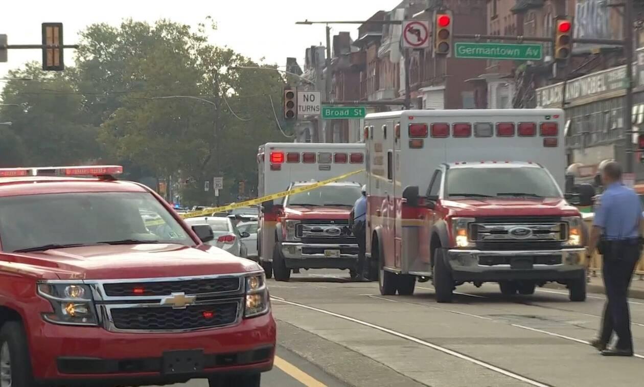 ΗΠΑ: Πυροβολισμοί στη Φιλαδέλφεια με έξι τραυματίες αστυνομικούς (videos)