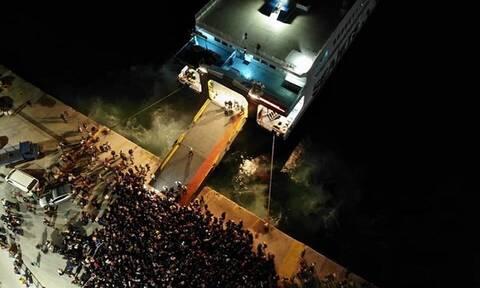 Σαμοθράκη: Στην Αλεξανδρούπολη οι πρώτοι αποκλεισμένοι - Συνεχίζονται τα δρομολόγια