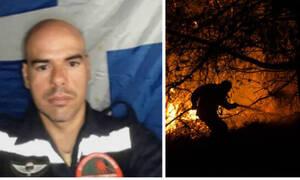 Εύβοια: Συγκλονίζει ο εγκαυματίας πυροσβέστης - «Μας κύκλωσε η φωτιά»