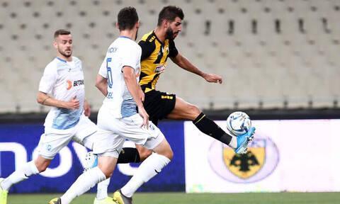 ΑΕΚ-Κραϊόβα 1-1: Πέρασε, αλλά απογοήτευσε!  (photos)