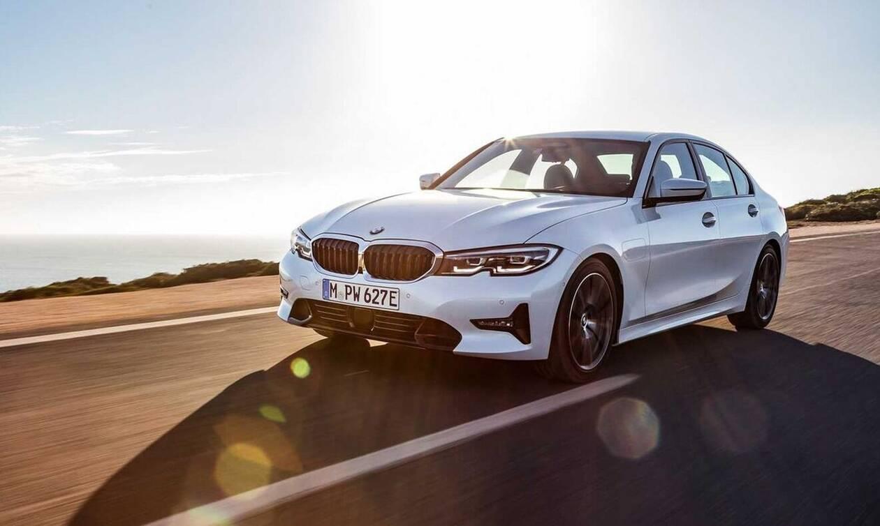 H νέα BMW 330e plug-in hybrid φθάνει τα 292 άλογα με κινητήρα turbo 2.000 κυβικών