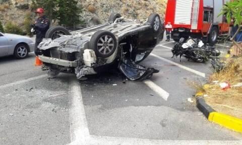 Κρήτη: «Έκρηξη» θανατηφόρων τροχαίων - Αυξήθηκαν κατά 62% το οχτάμηνο