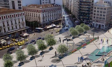 Η Πλατεία Ομονοίας όταν ήταν ακόμα… πλατεία! (pics+vid)