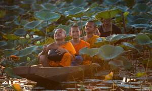 29 φανταστικές φωτογραφίες παιδιών από όλον τον κόσμο την ώρα του παιχνιδιού (pics)