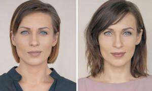Γυναίκες φωτογραφίζονται πριν και μετά την απόκτηση του πρώτου τους παιδιού-Δείτε τις αλλαγές (pics)