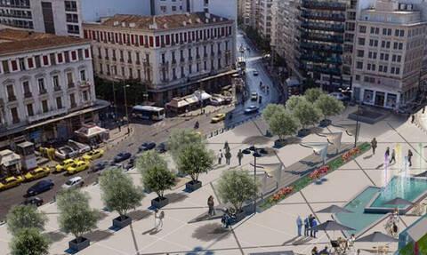 Έπος: Η Πλατεία Ομονοίας όταν ήταν ακόμα… πλατεία! (pics+vid)