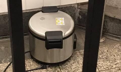 Συναγερμός στο Μανχάταν: Κατσαρόλες σε σταθμό τρένου αναστάτωσαν τις αρχές
