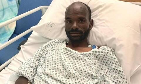 Φρίκη εν πλω: «Είδα 14 ανθρώπους να αργοπεθαίνουν» - Κόλαση για 38χρονο που σώθηκε από θαύμα