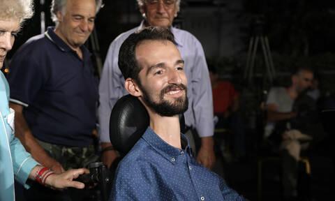 Στέλιος Κυμπουρόπουλος: Η συγκινητική ανάρτηση από την Παναγία Σουμελά (pic)