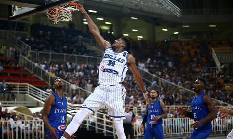 Ελλάδα – Ιταλία 83-63: Εθνική... απόλαυση!