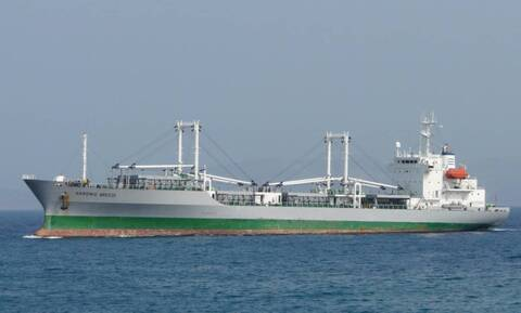 Πειρατές απήγαγαν 8 μέλη πληρώματος φορτηγού πλοίου γερμανικής ναυτιλιακής ανοικτά του Καμερούν