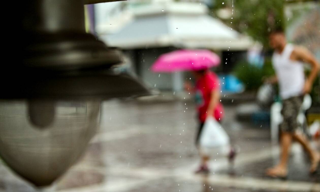 Καιρός: Σαββατοκύριακο με βροχές και καταιγίδες - Πού θα είναι έντονα τα φαινόμενα (χάρτες)