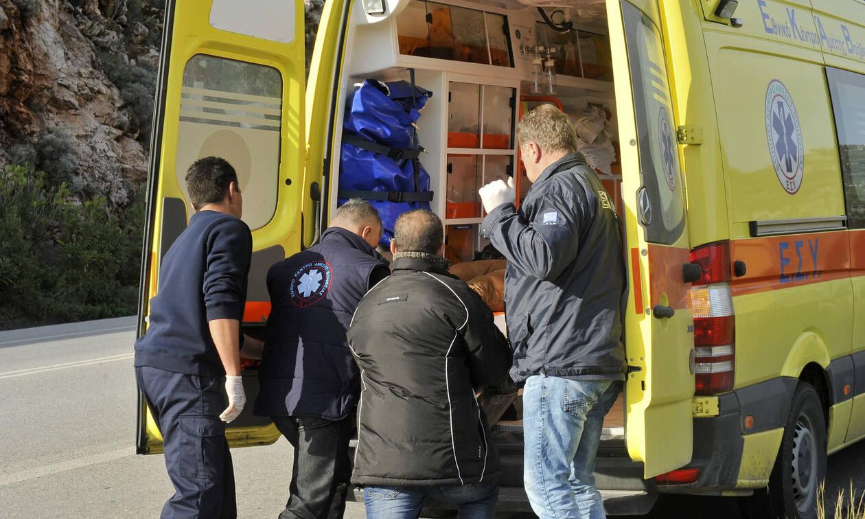 Τραγωδία στον Τύρναβο: Νεκρός 40χρονος σε φρικτό τροχαίο