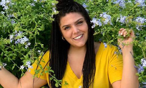 Δανάη Μπάρκα: Η κόρη της Βίκυς Σταυροπούλου έκανε την πιο απίθανη αφιέρωση στον σύντροφό της