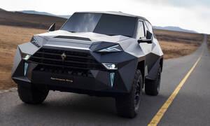 Δεν έχεις δει πιο «τρομακτικό» αμάξι από αυτό! (pic)