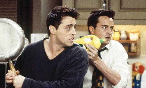 Τρομερό: Aυτοί οι ηθοποιοί προορίζονταν να παίξουν τους Τζόι και Τσάντλερ στα «Φιλαράκια»! (pics)