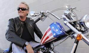 Πίτερ Φόντα: Ο «easy rider» μέσα από τον φωτογραφικό φακό