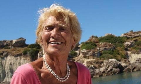 Η λεβέντισσα γιαγιά από την Κεφαλονιά που δαμάζει τα κύματα - Το παράτολμο εγχείρημα που ετοιμάζει