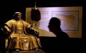 Σαν σήμερα το 1227 πεθαίνει ο Μογγόλος στρατηλάτης Τζένγκις Χαν