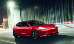 H Novitec αναβαθμίζει ακόμη και ηλεκτρικά αυτοκίνητα