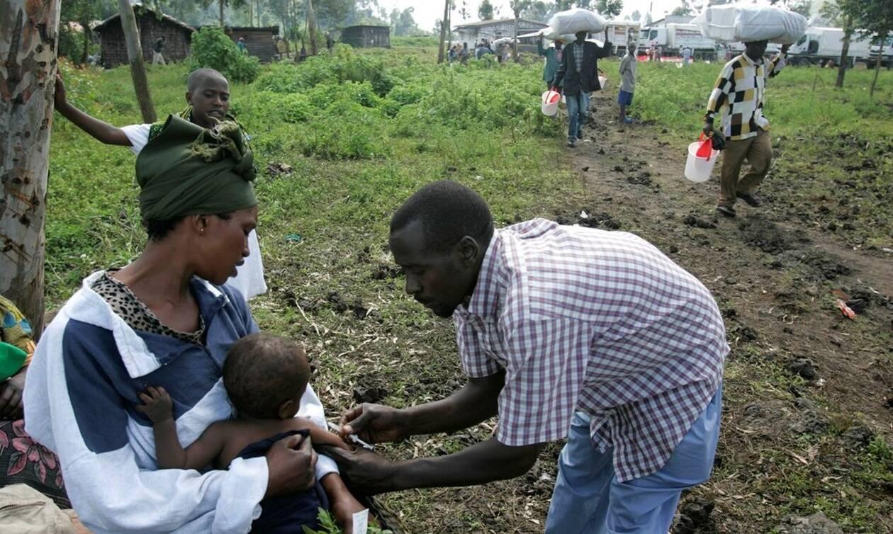 Θερίζει η ιλαρά στο Κονγκό: 2.700 θάνατοι μέσα σε 7 μήνες