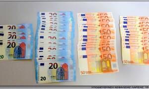 Λάρισα: Εξαρθρώθηκε σπείρα που έκανε αγορές με πλαστά χαρτονομίσματα