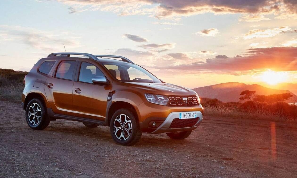 Υβριδικό Duster έχει στα σκαριά η Dacia