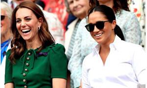 Κι όμως! Η Meghan Markle είχε φωτογραφηθεί με την Kate πολύ πριν γνωρίσει τον Πρίγκιπα Harry