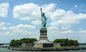 Εσείς ξέρατε ότι το Άγαλμα της Ελευθερίας είχε αρχικά άλλο χρώμα; (pics+vid)
