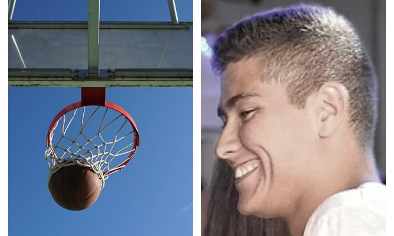 Θρήνος στη Σάμο: Αυτός είναι ο 19χρονος που «έσβησε» σε γήπεδο μπάσκετ (pics)