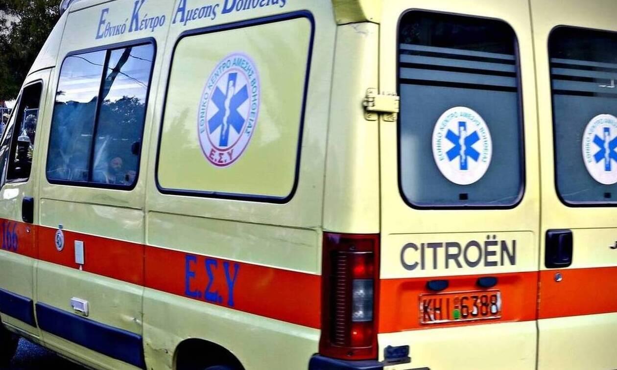 Θεσσαλονίκη: Τροχαίο με μια γυναίκα νεκρή και τρεις τραυματίες