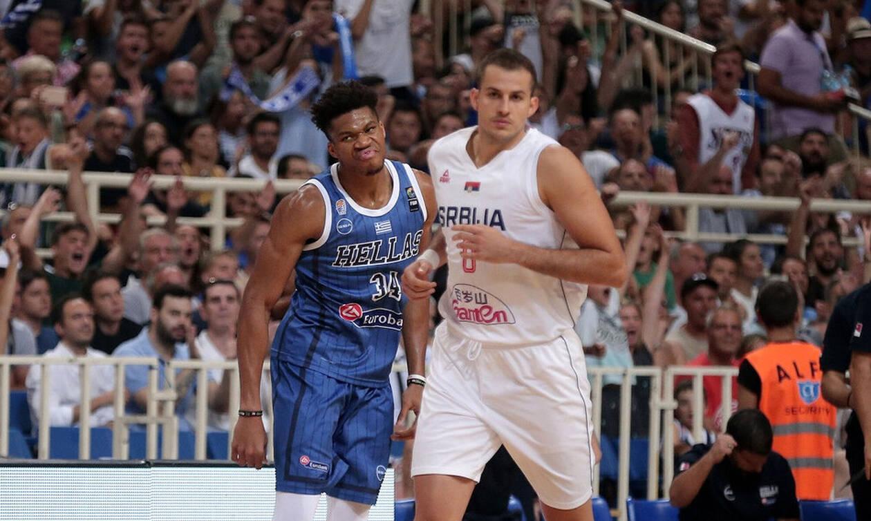 Ελλάδα - Σερβία 80-85 (72-72κ.α.): Μάθημα και... γκίνια!