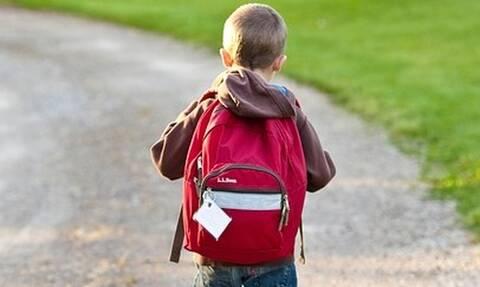 Πότε αρχίζουν τα σχολεία; Αυτή τη μέρα θα χτυπήσει το πρώτο κουδούνι