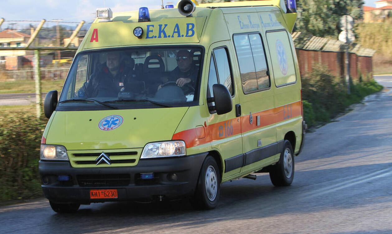 Θεσσαλονίκη: Δύο τροχαία δυστυχήματα σε επαρχιακούς δρόμους