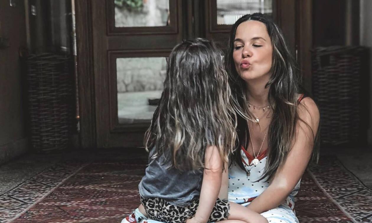 Ελιάνα Χρυσικοπούλου: Οι κόρες της μπήκαν στην κουζίνα - Δείτε τι έφτιαξαν (pics)