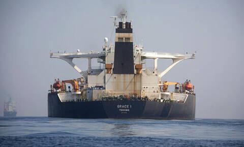 Προς την Ελλάδα κατευθύνεται το ιρανικό δεξαμενόπλοιο που κρατούνταν στο Γιβραλτάρ