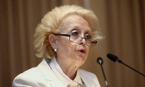 Θάνου: Παράνομη η απομάκρυνσή μου από την Επιτροπή Ανταγωνισμού - Θα συνεργαστώ με τον Μητσοτάκη