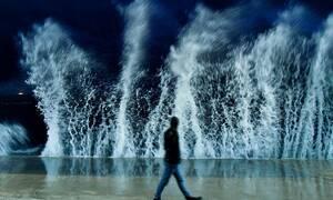 Καιρός ΤΩΡΑ: Έκτακτο δελτίο ΕΜΥ - Θυελλώδεις άνεμοι στο Αιγαίο