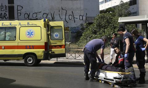 Ηράκλειο: Αυτοκίνητο παρέσυρε 30χρονο - Νοσηλεύεται στην εντατική