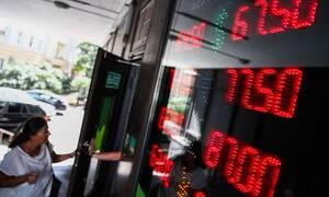 Курс доллара превысил 67 рублей