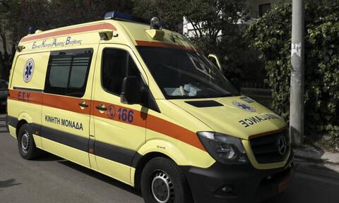 Τραγωδία στην Εύβοια: Νεκρή μητέρα δύο παιδιών σε φρικτό τροχαίο με μηχανή