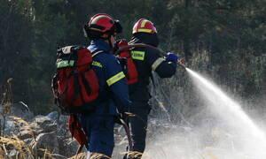 Κύπρος: Πτώση κεραυνού προκάλεσε πυρκαγιά