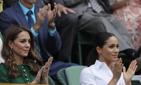Η Meghan Markle «έφαγε τη σκόνη» της Kate Middleton