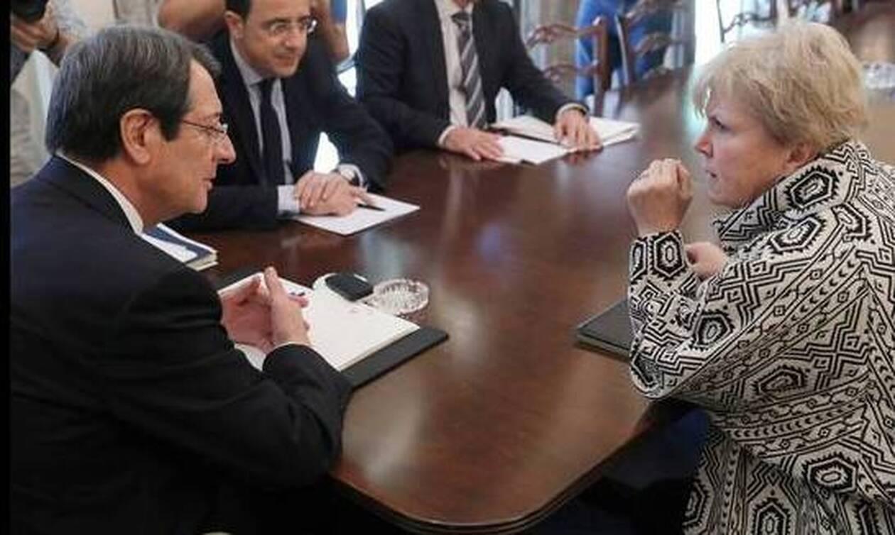 Εξελίξεις στο Κυπριακό: Στην Κύπρο η Λουτ τον Σεπτέμβρη
