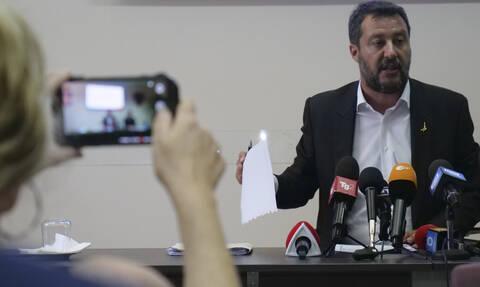 Ιταλία: «Ψήνεται» νέος κυβερνητικός συνασπισμός χωρίς τον Σαλβίνι