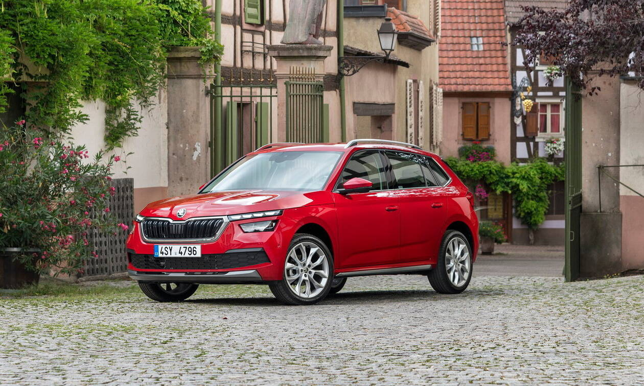 To Kamiq είναι το νέο compact SUV της Skoda με βάση τα 1.000 κυβικά
