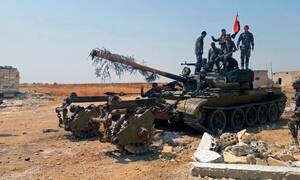 Συρία: Οι δυνάμεις της Δαμασκού κατέλαβαν την Χαν Σεϊχούν